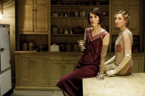 Downton Abbey Season 6: Lady Mary and Lady Edith