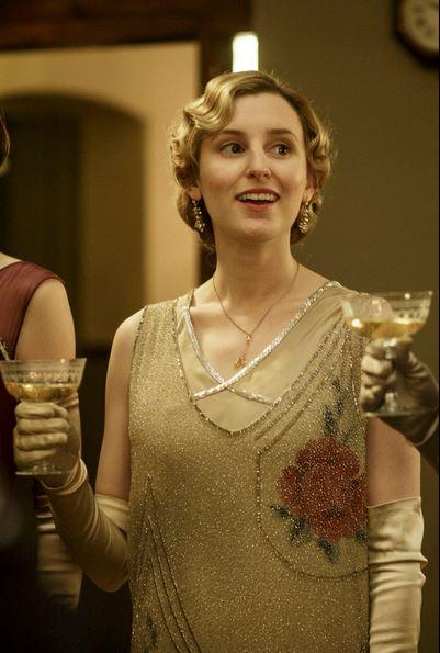 Downton Abbey Series 6 Episode 1 Lady Edith