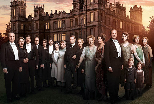 Downton Abbey Season 6: Period Drama