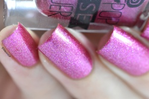Lollipop Posse Lacquer: A String Somewhere nail polish