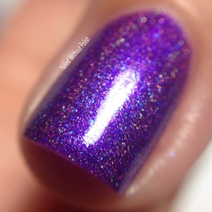 Where there is no extrication nail polish from Lollipop Posse Lacquer