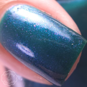 Lollipop Posee Lacquer: My Drop of Living Water nail polish