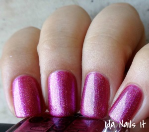 A String Somewhere nail polish: Lollipop Posse Lacquer