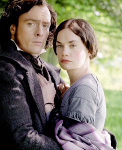 Jane Eyre BBC 2006: Jane and Rochester