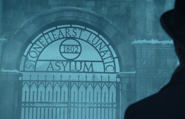 Stonehearst Asylum: 2014 film