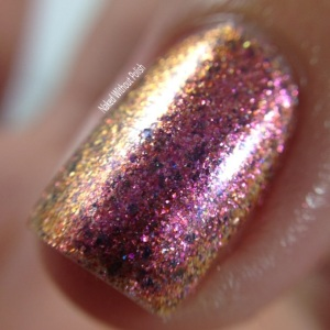 Lollipop Posse Lacquer: You Almost Unearthly Thing nail polish