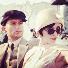 Christian Roth sunglasses from The Great Gatsby: 1920s fashion