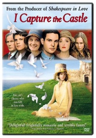I Capture the Castle DVD cover