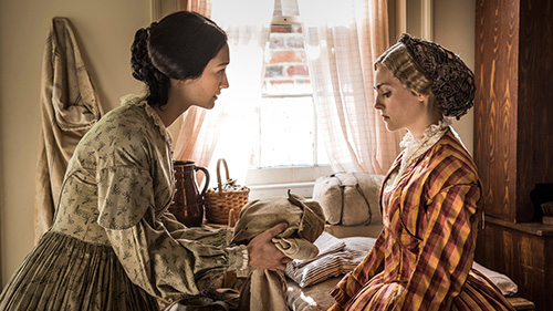 Mercy Street PBS mini-series 2016