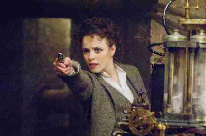 Sherlock Holmes movie: Irene Adler