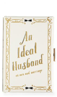 An Ideal Husband book clutch by Kate Spade