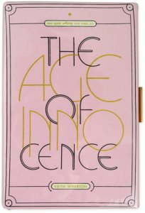 The Age of Innocence book clutch