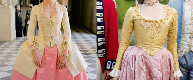 Period Drama Fashion Face Off Blog