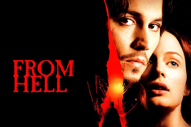 From Hell movie wallpaper